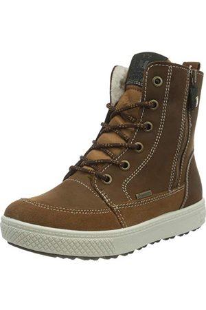 Primigi Unisex barn pbygt 63971 sneaker, Marrone Cuoio30 EU