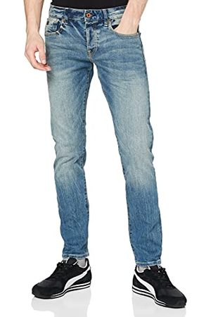 Scotch&Soda Herr Nos-Ralston-scrape and Shift Straight Jeans
