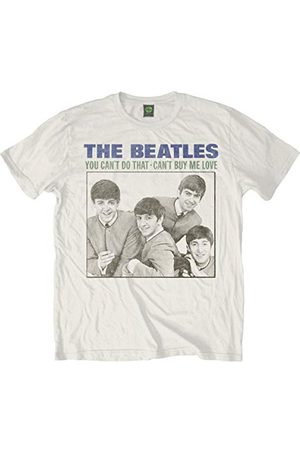 UNKNOWN The Beatles Men's You Cant Do That kortärmad t-shirt