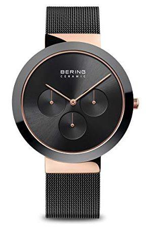 Bering Herr analog kvartsklocka med rostfritt stål armband 35040–166