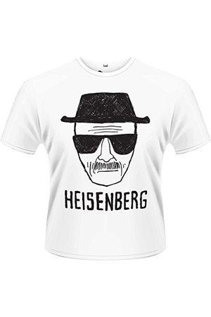 Plastic Head Plasthuvud herr breaking Bad Heisenberg skiss kortärmad t-shirt