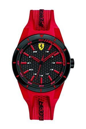 Scuderia Ferrari Herrarmbandsur datum klassisk kvarts 840005