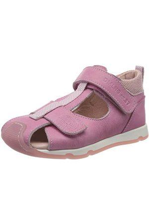 Däumling Djumling baby-flicka Ulli sandaler, Fortuna Begonia 02-23 EU