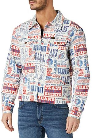Wrangler Herr Brad Denim Jacket