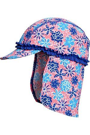 Playshoes Flickmössa badmössa lila med UV-skydd