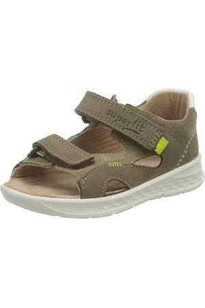 Superfit Baby Pojkar Lagoon Sandal, ljusgrön 7 000-19 EU