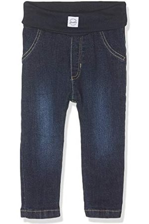 Sanetta Unisex baby fodrade jeansbyxor jeans