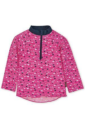 Sterntaler Flickflicka långärmad badskjorta rash Guard skjorta
