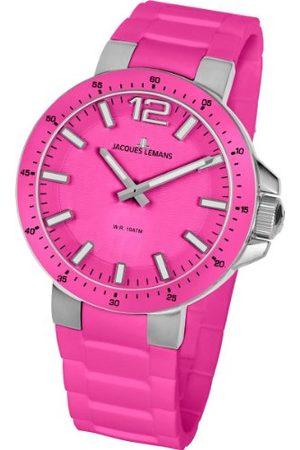 Jacques Lemans Unisex-armbandsur Milano analog silikon 1-1709I