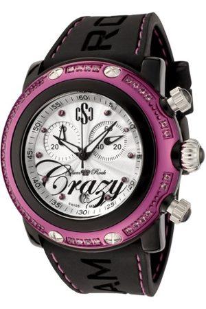 Glam Rock GR60100 Miami Beach Collection kronograf topas silikon armbandsur