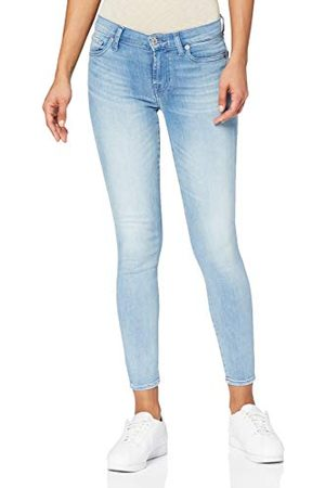 7 for all Mankind Dam The Crop skinny jeans