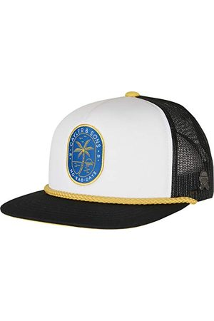 Cayler & Sons Unisex basebollkeps C&S CL No Bad Days Foam Trucker Cap Baseballkeps, / , en storlek