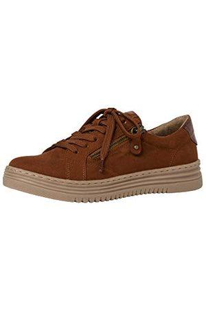 Jana Dam 8-8-23760-25 sneaker, konjak42 EU Weit