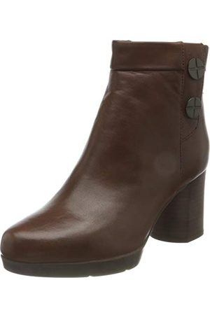 Geox Dam D Anylla Mid A Ankle Boot, BRUN39.5 EU