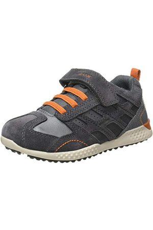 Geox Pojkar J orm.2 pojke J94aba022cl sneaker, Dk Orange37 EU
