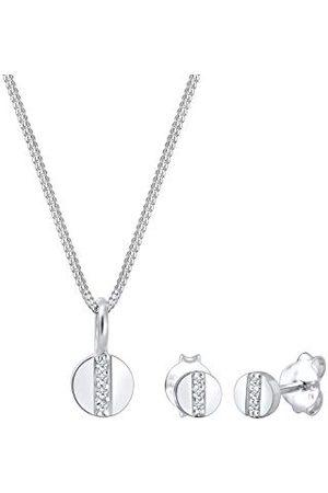 Elli 925 sterlingsilver smycken set 0911542317_45