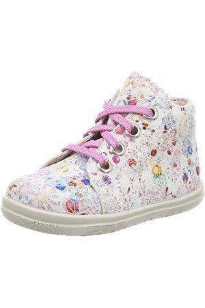 Däumling Djumling baby-flicka Pey Sneaker, lupin Multicolor 18-21 EU