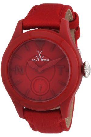 Toy Watch Unisex-armbandsur analog läder TTF03RD