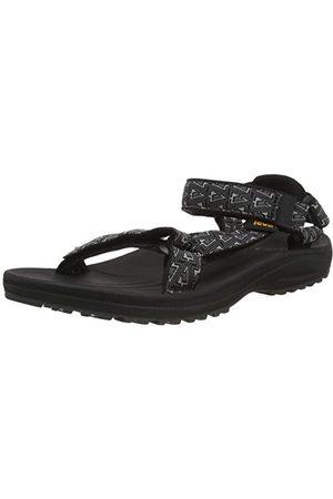 Teva Herr Winsted sandaler för män, Bamboo Black Bmblc42 EU