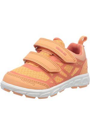 Viking Unisex barn Veme Vel GTX Sneaker, korall antikverosis 5153-21 EU