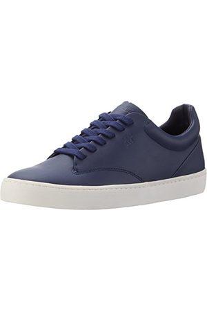 Boxfresh Män Esb Sh Lea NVY Sneaker, blå40 EU