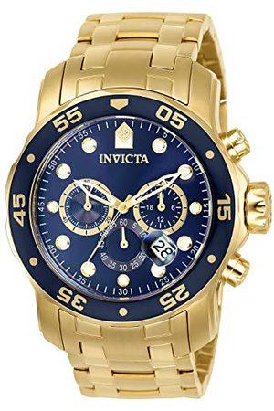 Invicta 0073 Pro Diver – Scuba herr klocka rostfritt stål kvarts urtavla