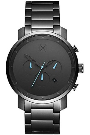 MVMT Analog kvartsklocka för män med rostfritt stål D-MC01-GU