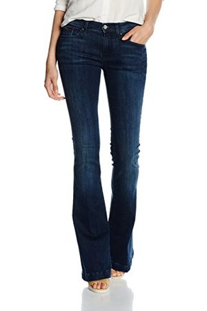 Tommy Hilfiger Dam MID RISE FLARE FRAN DAST Boot-cut jeans