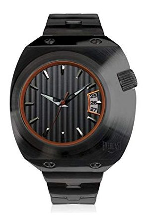 Everlast Unisex vuxen analog kvartsklocka med rostfritt stålrem EVER33-200-004