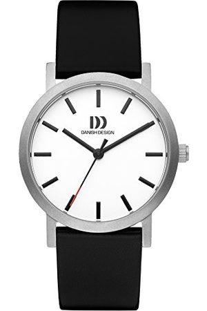 Danish Design Dansk design unisex armbandsur dansk design IV12Q1108 analog kvarts läder IV12Q1108