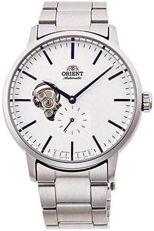 Orient Analog automatisk klocka med rostfritt stål armband RA-AR0102S10B