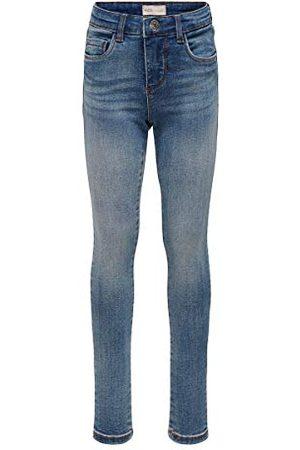 Only Flickor konrachel med Blue Dnm jeans noos-byxor