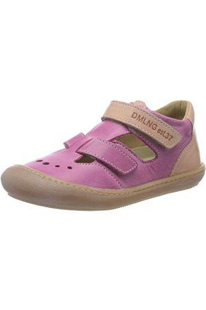 Däumling Girl Sven Sneaker, rosa23 EU Schmal
