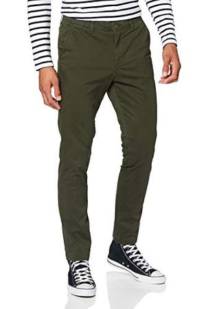 Jack & Jones Män JJIMARCO JJBOWIE SA ForEST NIGHT NOOS byxor