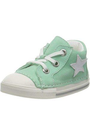 Däumling Unisex baby esther sneakers, blå19 EU
