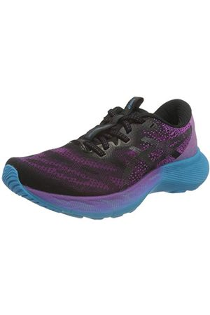Asics Dam Gel-Nimbus Lite 2 Road Running Shoe, Digital Grape Black39.5 EU
