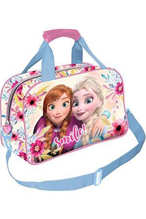 KARACTERMANIA Frozen Smile-borsa sportiva barn-sportväska 38 centimeter