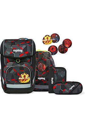 Ergobag Unisex barn TaekBeardo ryggsäck, en storlek