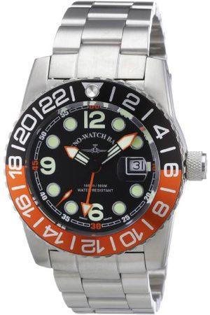 Zeno Kvartsur för män kvarts 6349Q-GMT-a1-5M med metallrem