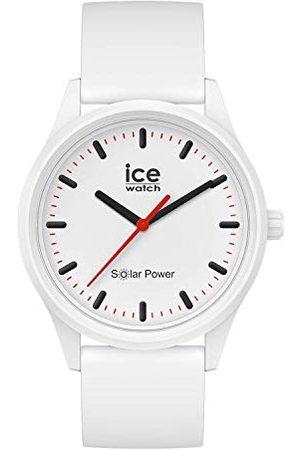 Ice-Watch – ICE solar power polar – herr/unisexklocka med silikonarmband – 017761 (medium)