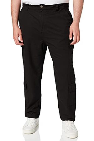 Urban classics Herr Tapered Double Cargo Pants fritidsbyxor