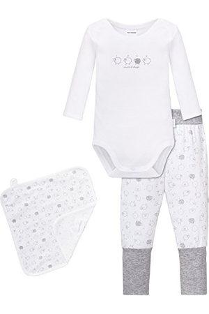 Schiesser Bebis pojkar set unisex underkläder (paket med 3)