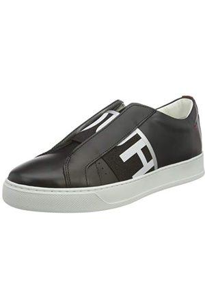 HUGO BOSS Damfuturism EL.sneakerc sneakers, Black1-35 EU