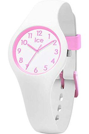 Ice-Watch – ICE ola barn godisvit – armbandsur för tjejer med silikonrem – 015349 (extra liten)