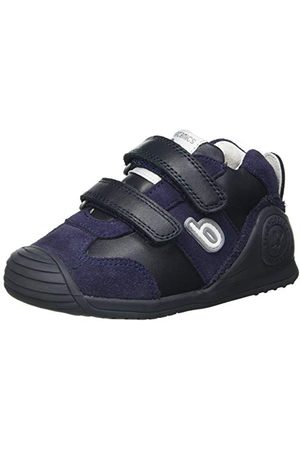 Biomecanics Baby-pojkar 191165 Sneaker, Marinblå suvage19 EU