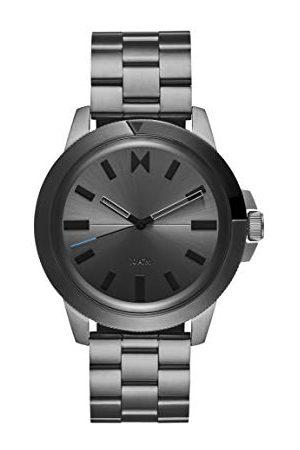 MVMT Herr analog kvartsklocka med rostfritt stålrem 28000074-D