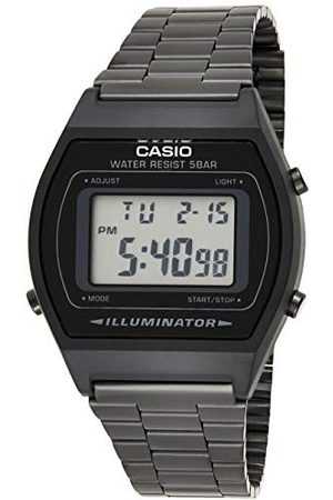 Casio Kollektion unisex vuxna klocka B640WB Armband En storlek /grå