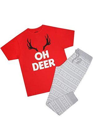 GAME ON Herr Oh Deer pyjamas set pyjamas