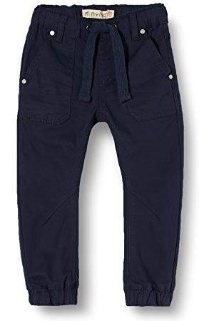 Minymo Baby pojkar jeans med lös passform för pojkar jeans