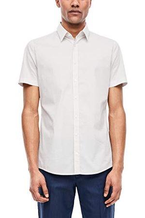s.Oliver Män kort ärm skjorta